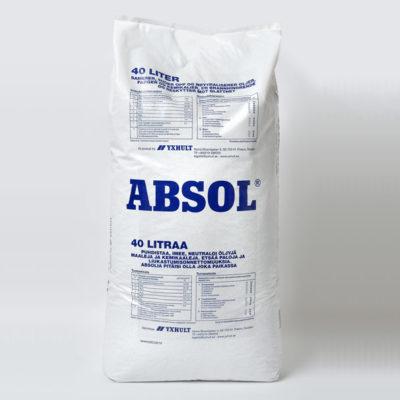 Säck med Absol 40 liter