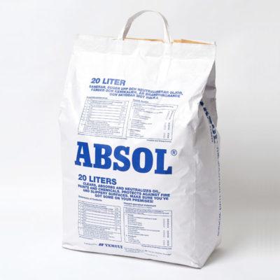 Säck med Absol 20 liter