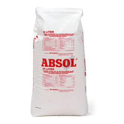 En säck med Absol.